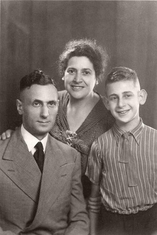 Familie Cohen (Foto: privécollectie B. Cornielje)